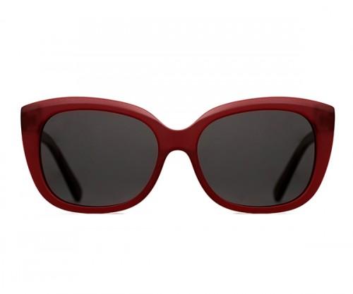 MARCO 106 Burgundy Sunglasses