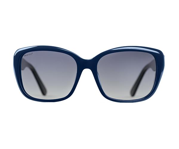 MARCO 111 Navy Polarized Sunglasses