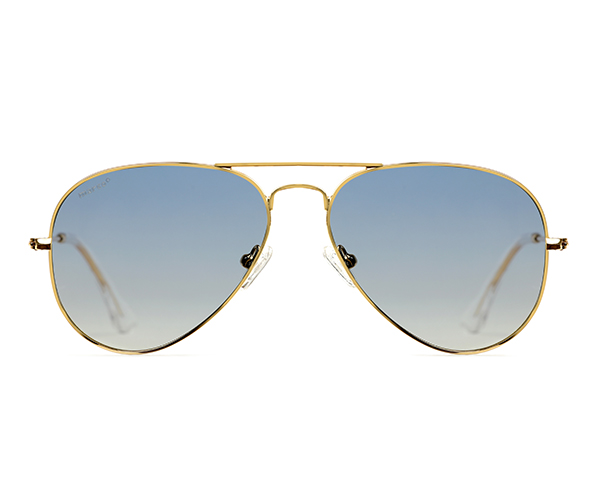 MARCO 112 GOLD Polarized Sunglasses