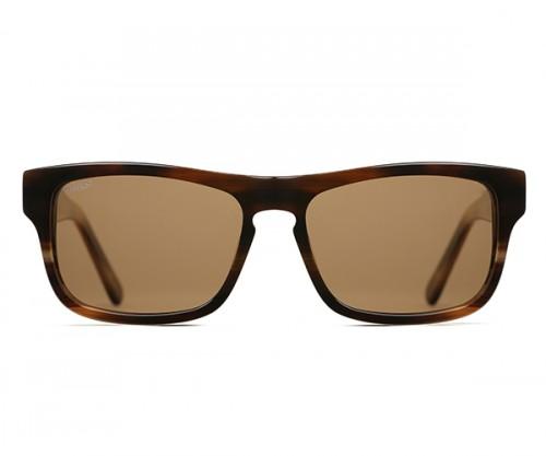 MARCO 114 Brown Polarized Sunglasses